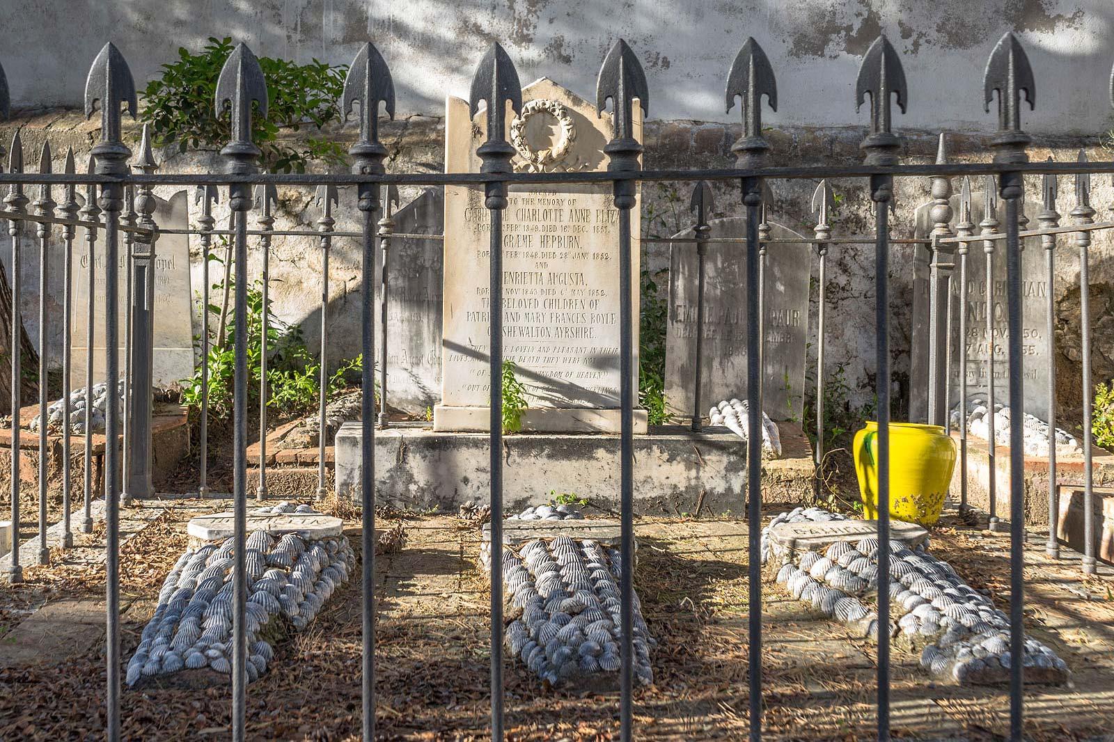 Cementerio Inglés de Málaga - 1