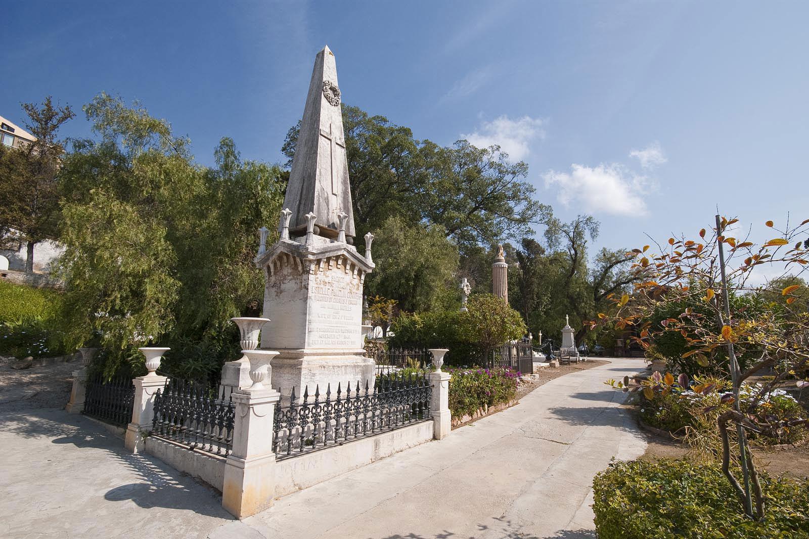 Cementerio Inglés de Málaga - 9