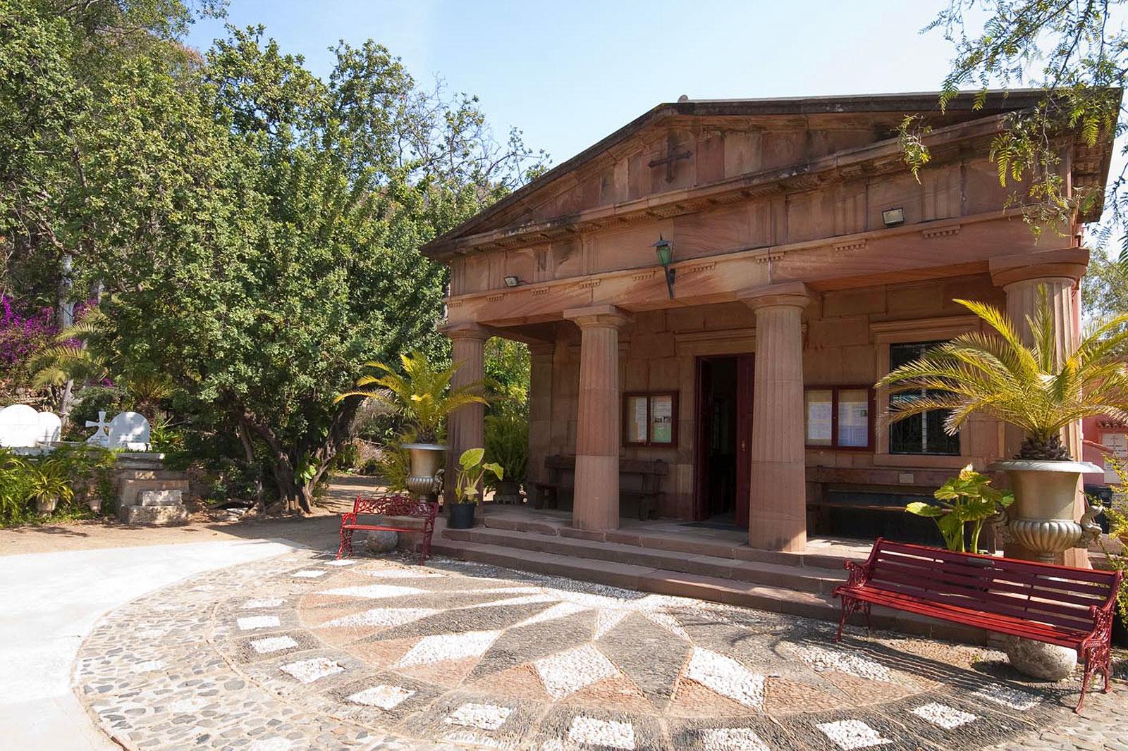 Cementerio Inglés de Málaga - 11