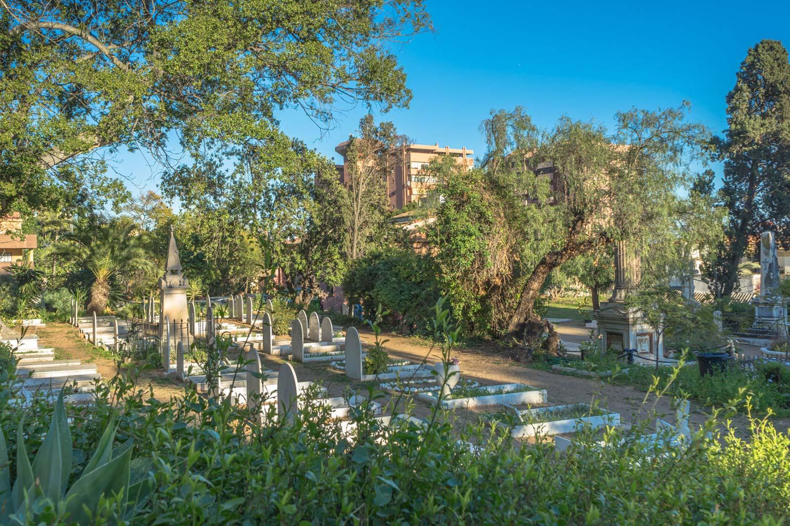 Cementerio Inglés de Málaga - 3