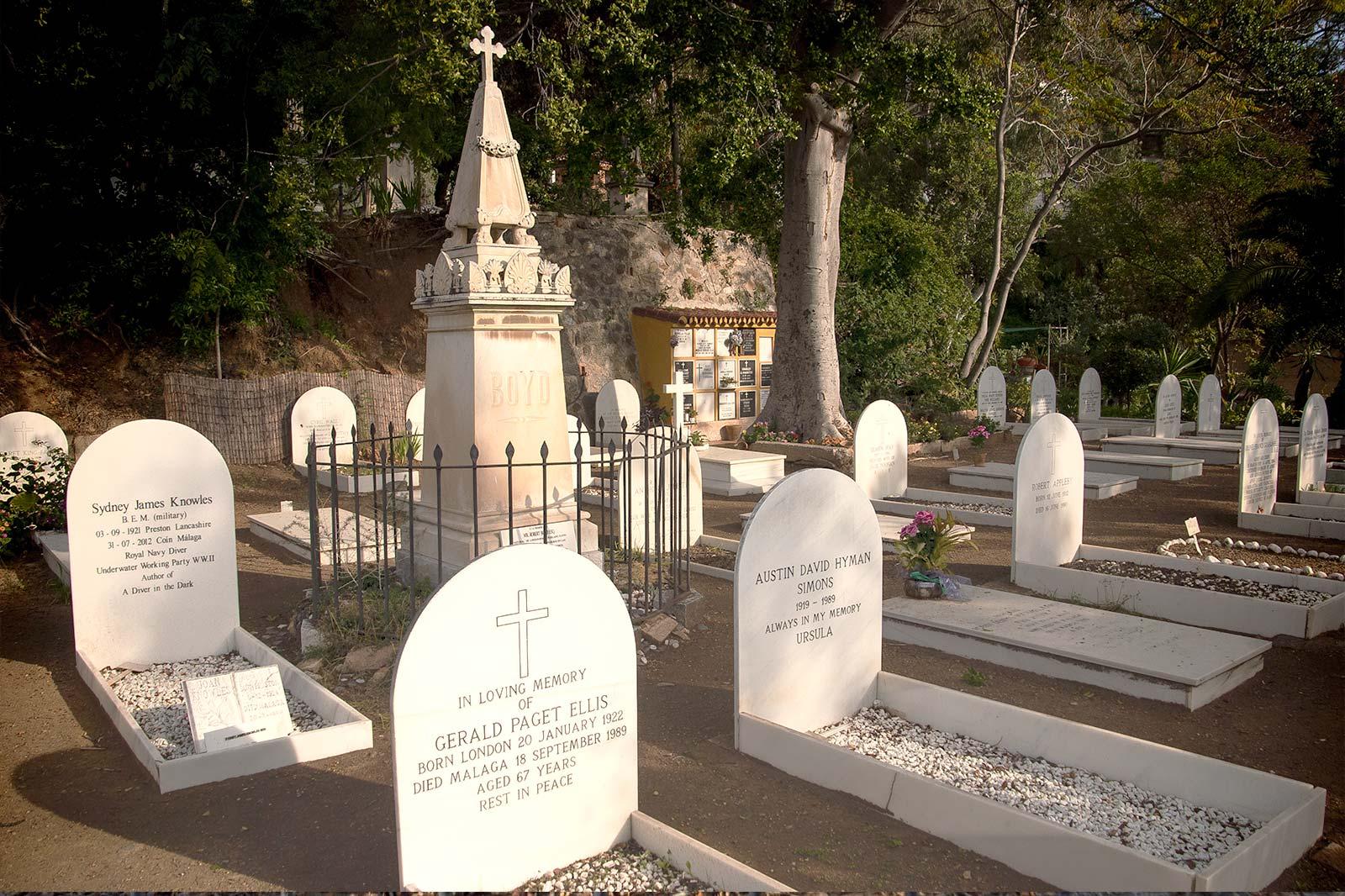 Cementerio Inglés de Málaga - 4