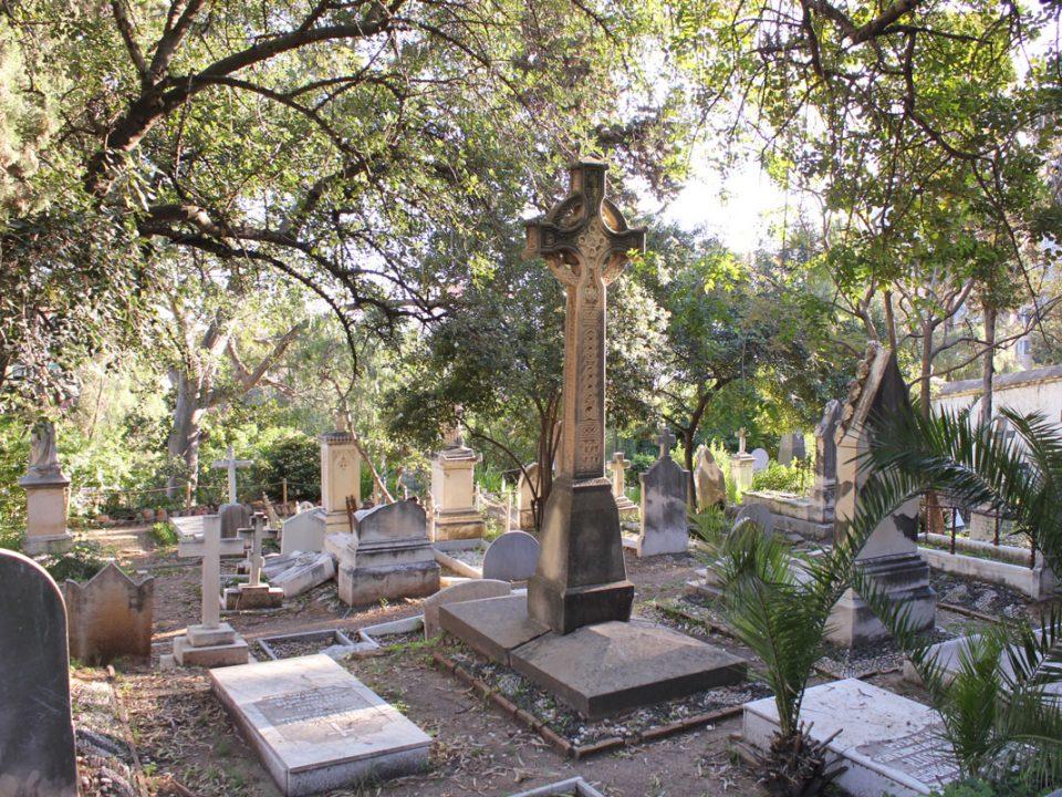 Cementerio Inglés de Málaga - 12